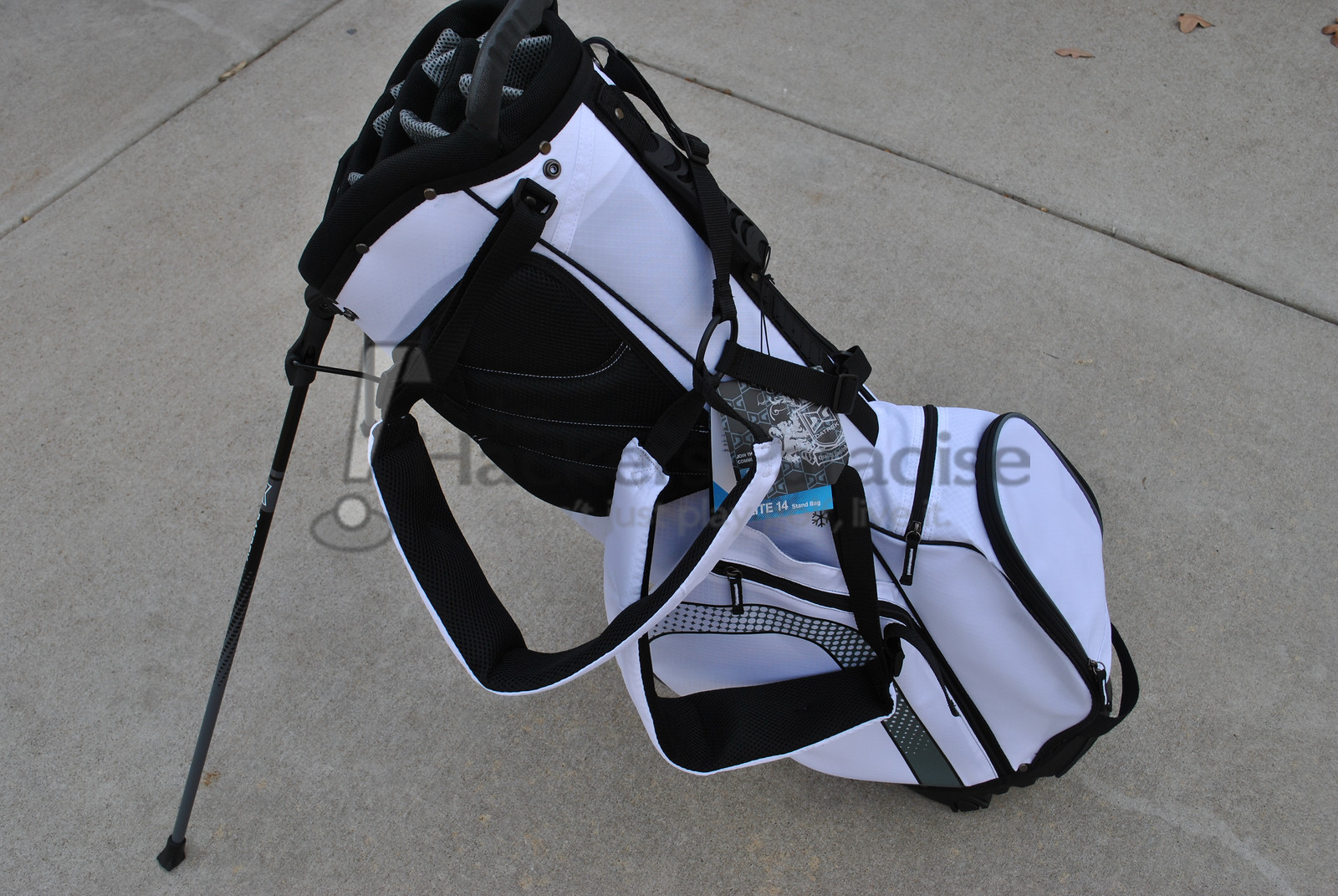 70425a5ce6aa Datrek Go-Lite 14 Golf Bag Review - The Hackers Paradise