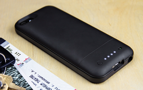 buy online bc457 2f8ea Mophie Juice Pack Air for iPhone5 Overview - The Hackers Paradise