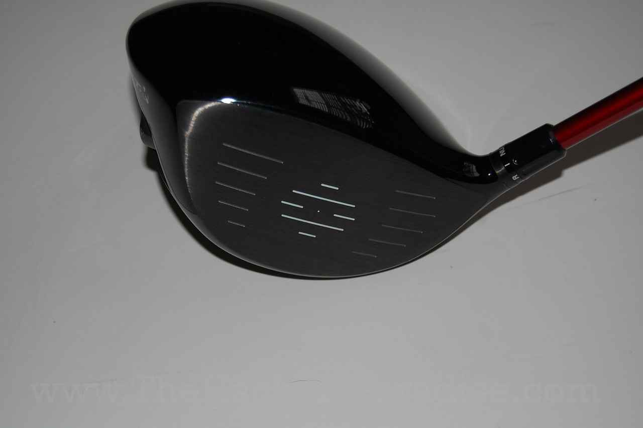 Taylormade r9 supertri driver review.