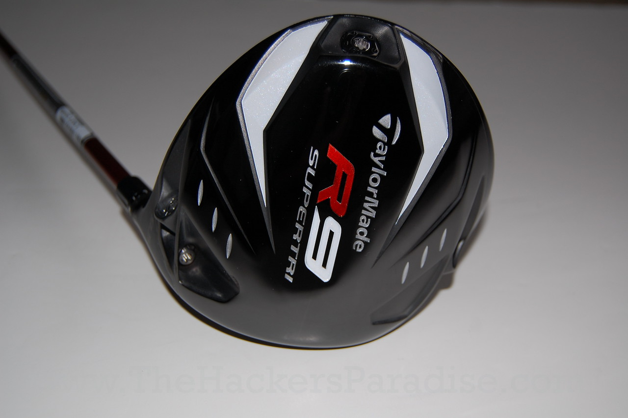 Taylormade r15 driver review miles of golf.
