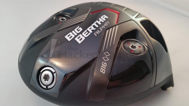 Callaway Big Bertha Alpha 816 Double Black Diamond Driver Review